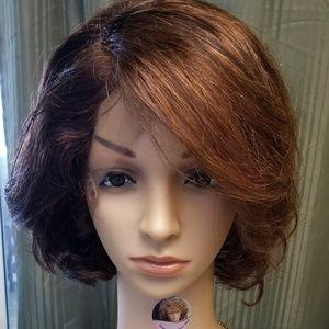 Diya Bob 100% Indian Remy Human hair Custom Wig